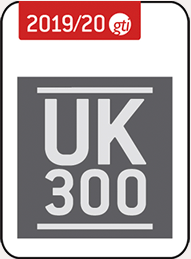 Top 300 Graduate Employer in The Guardian